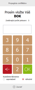 BOK kód elektronická schránka blog iDoklad