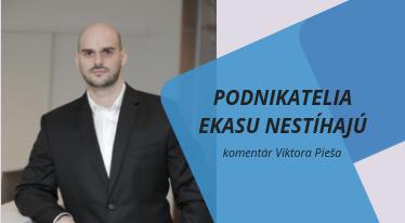 Vyjadrenie Viktor Pieš eKasa podnikatelia eKasu nestíhajú