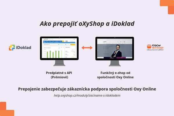 iDoklad oXyShop