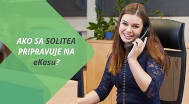 eKasa aktuálne Solitea Slovensko sa pripravuje