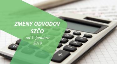 Zmeny odvodov SZČO od 1.1.2019_kalkulačka