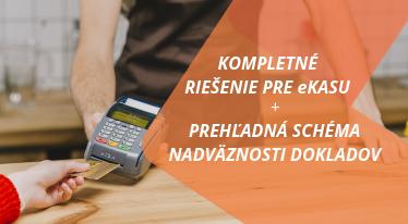 iDoklad + Solitea Pay Smart 8 = kompletné certifikované riešenie pre eKasu